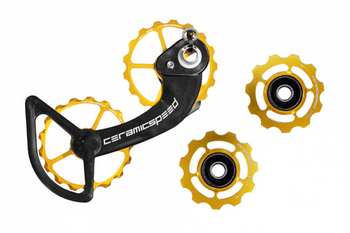 Ceramicspeed OverSised Pulley cage gold.jpg